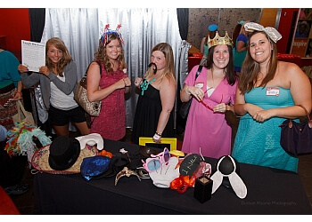 Durham photo booth company LAUGH OUT LOUD
