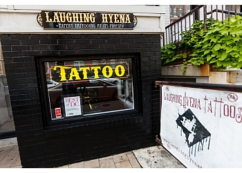 Washington tattoo shop Laughing Hyena Tattoos