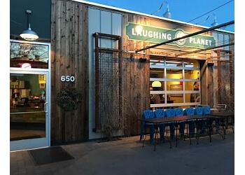 Reno vegetarian restaurant Laughing Planet