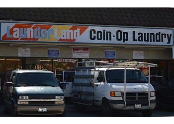 LAUNDERLAND COIN-OP LAUNDRY