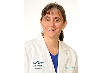 Fayetteville physical therapist Laura Schindler, PT, OCS, COMT