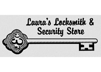 Denton locksmith Laura's Locksmith & Security Store