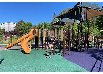 Raleigh public park Laurel Hills Park