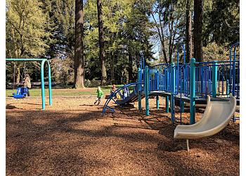 Portland public park Laurelhurst Park