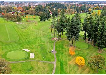 Eugene golf course Laurelwood Golf Course