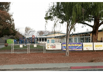 Santa Clara preschool Laurelwood Preschool