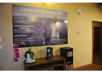 Garland massage therapy Lavender Massage Spa