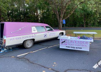 Athens pest control company Lavender Pest Control