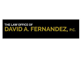 Houston consumer protection lawyer David A. Fernandez, PC