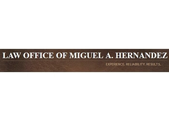 Salinas dui lawyer Law Office of Miguel A. Hernandez