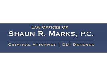 Flint dwi lawyer Law Office of Shaun R. Marks, PC