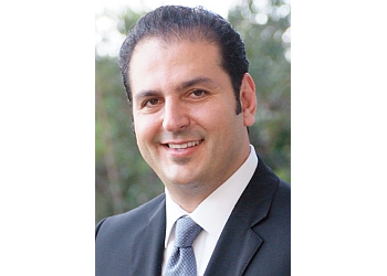 Los Angeles immigration lawyer DAVID M. HAGHIGHI