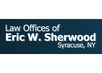 Syracuse bankruptcy lawyer Law Offices of Eric W. Sherwood