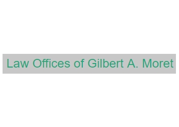 Fontana bankruptcy lawyer Law Offices of Gilbert A. Moret