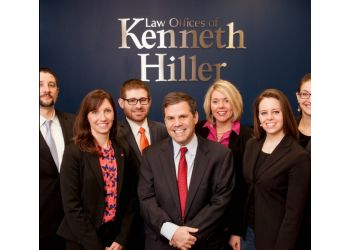 Buffalo social security disability lawyer Law Offices of Kenneth Hiller, PLLC.