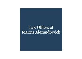 Glendale immigration lawyer Law Offices of Marina Alexandrovich