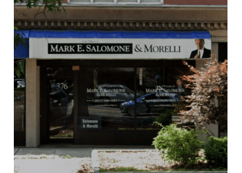 New Haven personal injury lawyer Law Offices of Mark E. Salomone & Morelli