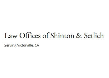 Victorville immigration lawyer Law Offices of Shinton & Setlich