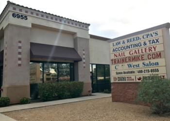 Mesa accounting firm Law and Reed, CPA, P.C.,
