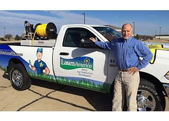 Tulsa lawn care service LawnAmerica