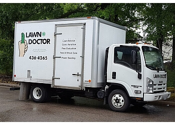 Chesapeake lawn care service Lawn Doctor Inc.