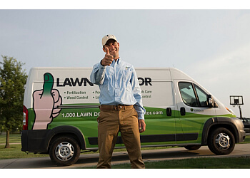 Providence lawn care service Lawn Doctor Inc.