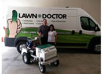 San Antonio lawn care service Lawn Doctor Inc.