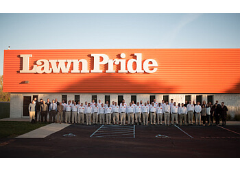 Indianapolis lawn care service Lawn Pride