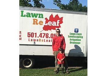 Little Rock lawn care service Lawn ReLeaf Inc