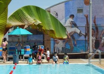 Philadelphia recreation center Lawncrest Recreation Center
