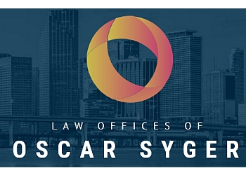 Pembroke Pines personal injury lawyer Law offices of Oscar Syger, P.A.