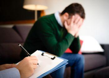 Baltimore psychiatrist Lawrence Sandler, MD