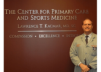 Aurora primary care physician Lawrence T. Kacmar, MD, SC