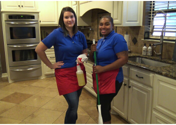 Grand Prairie house cleaning service Lazy Days Home Services