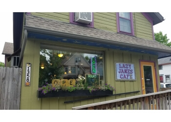 Madison bakery Lazy Jane's Cafe