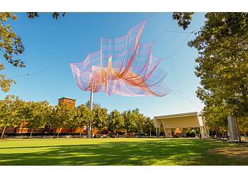 Greensboro public park LeBauer Park