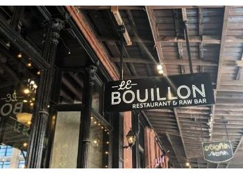 Omaha french restaurant Le Bouillon