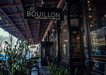 Omaha french cuisine Le Bouillon Restaurant & Raw Bar