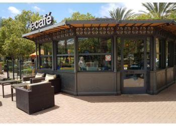 Irvine cafe Le Cafe Du Parc
