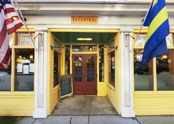 Providence french restaurant Le Central