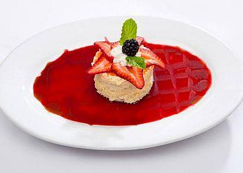Irvine french cuisine Le Chateau Garden Bistro
