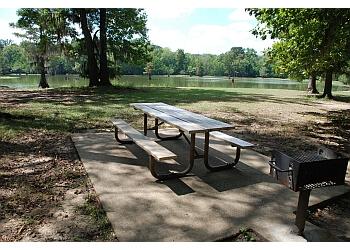 Jackson public park LeFleur's Bluff State Park
