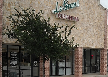 McKinney dry cleaner Le Grand Cleaners