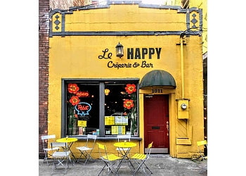 Portland french cuisine Le HAPPY