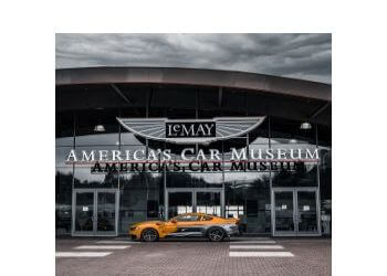 Tacoma places to see LeMay America's Car Museum
