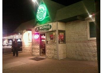 Wichita cafe Le Monde Cafe & Deli