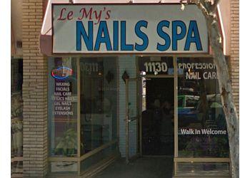Downey nail salon Le My's Salon