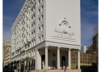 New Orleans hotel Le Pavillon