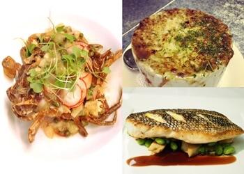 New Haven french restaurant Le Petit Café