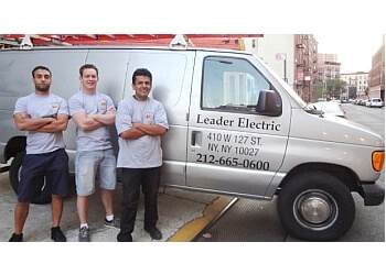 New York electrician Leader Electric Co., Inc.